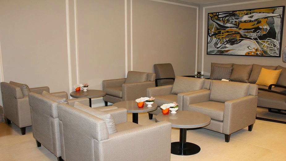 The Private Airport Lounge